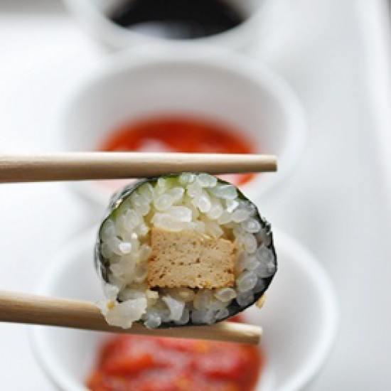 Rezept Sushi