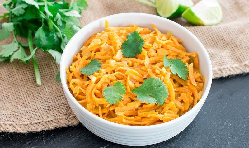 Rezept Süßkartoffel-Curry