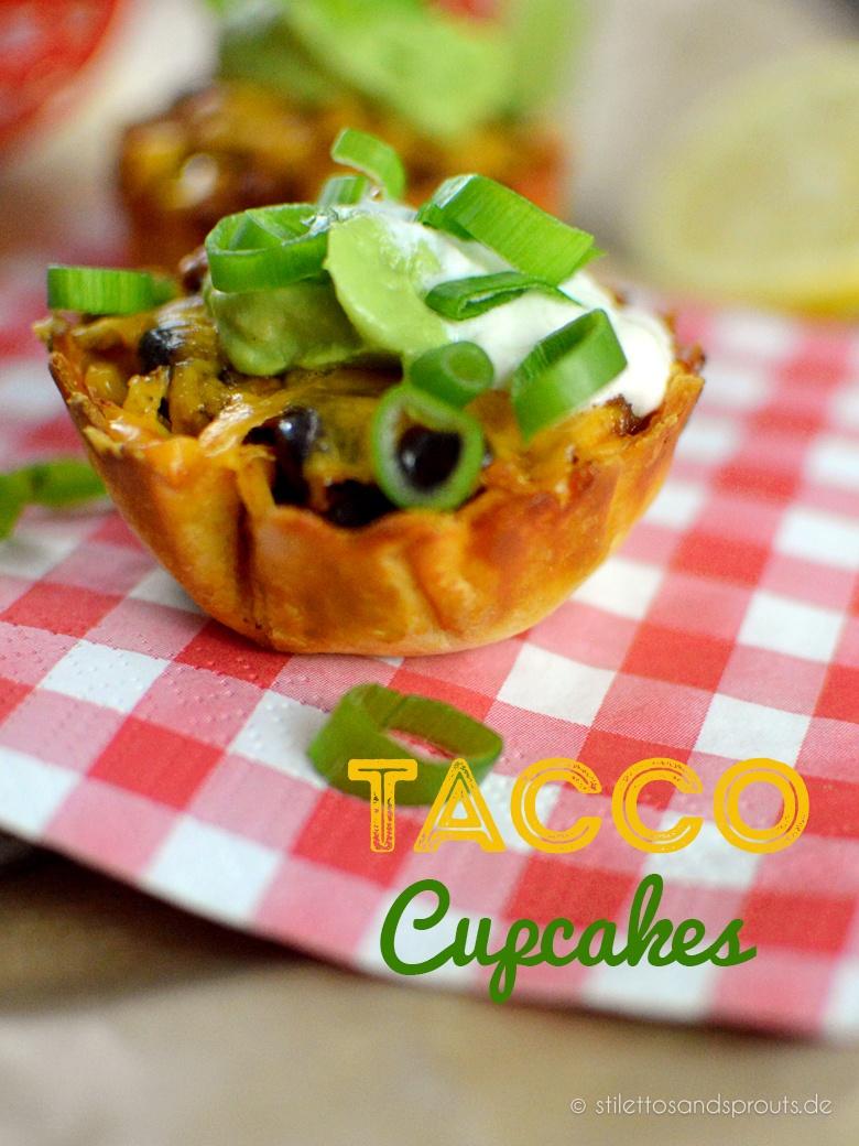 Rezept Tacco Cupcakes