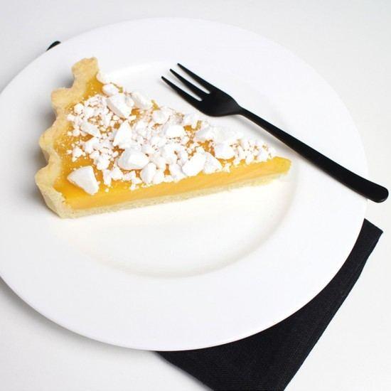 Rezept Tarte Au Citron / Zitronentarte