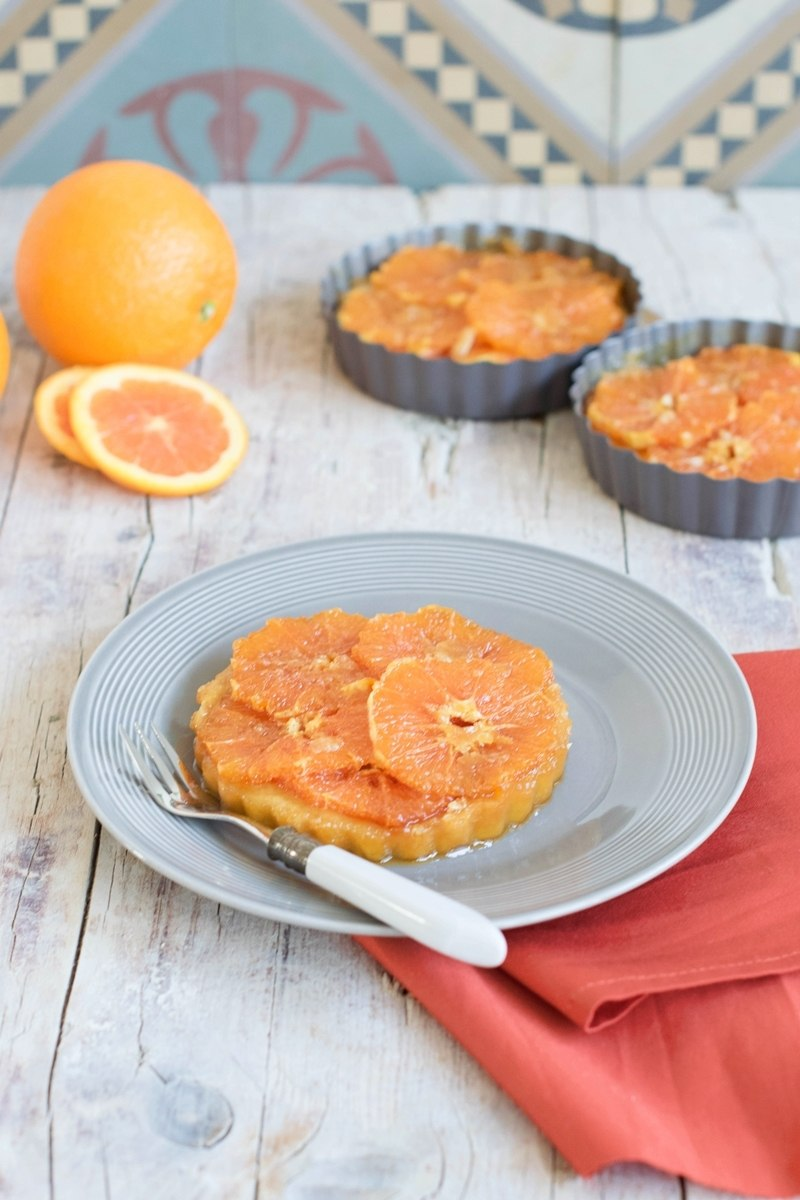 Rezept Tarte Orange