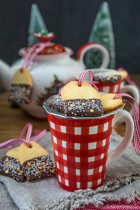 Rezept Teebeutel-Kekse