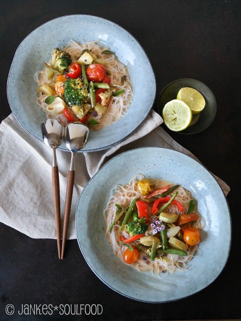 Rezept Thai-Curry mit Röstgemüse