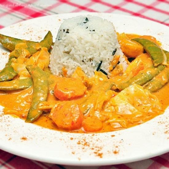 Rezept Thai Curry