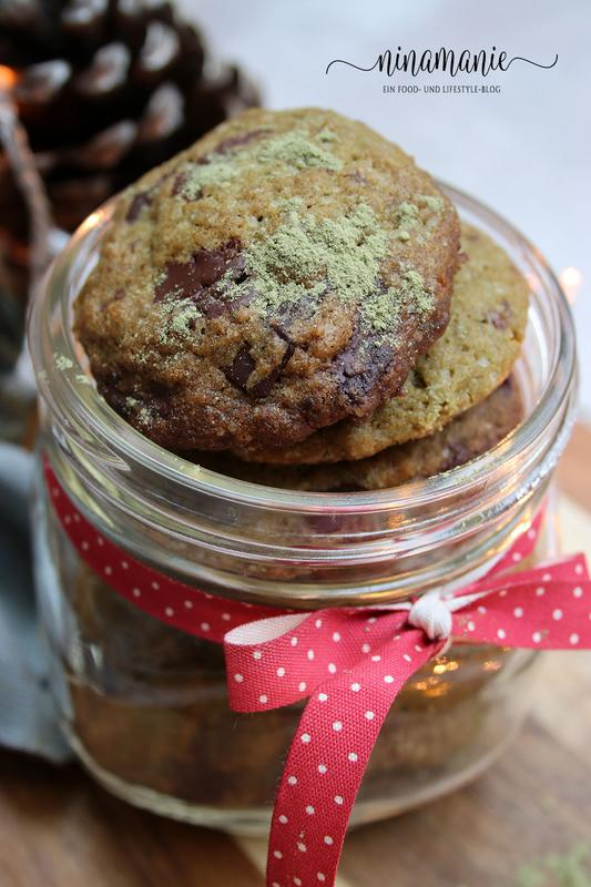 Rezept The Grinch Cookies