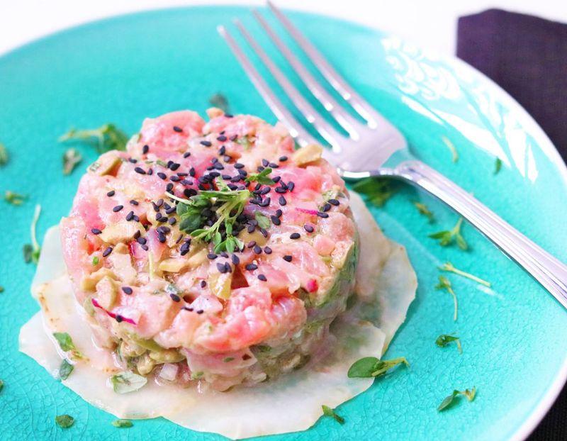 Rezept Thunfisch Tatar