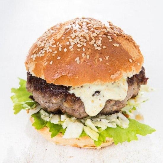 Rezept Thüringer Burger