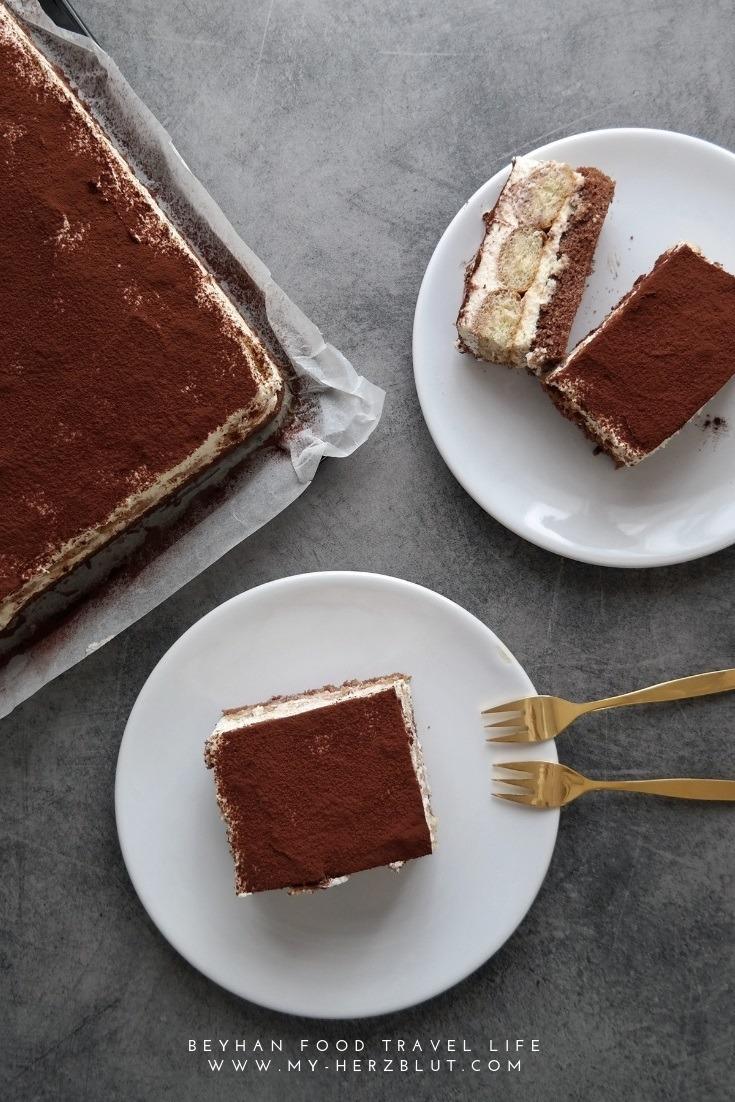 Rezept Tiramisu Kuchen