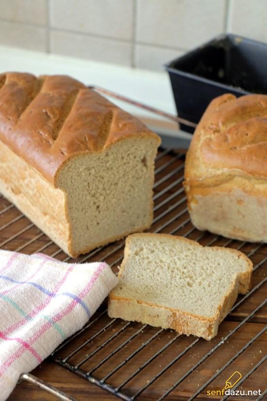 Rezept Toastbrot / Roggen-Dinkel-Brot