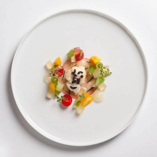 Rezept Tomate | Seeteufel | Gurke