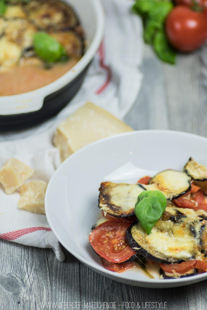 Rezept Tomaten-Auberginen-Auflauf