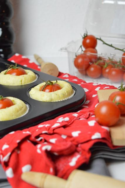 Rezept Tomaten Muffins