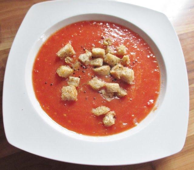 Rezept Tomaten Suppe