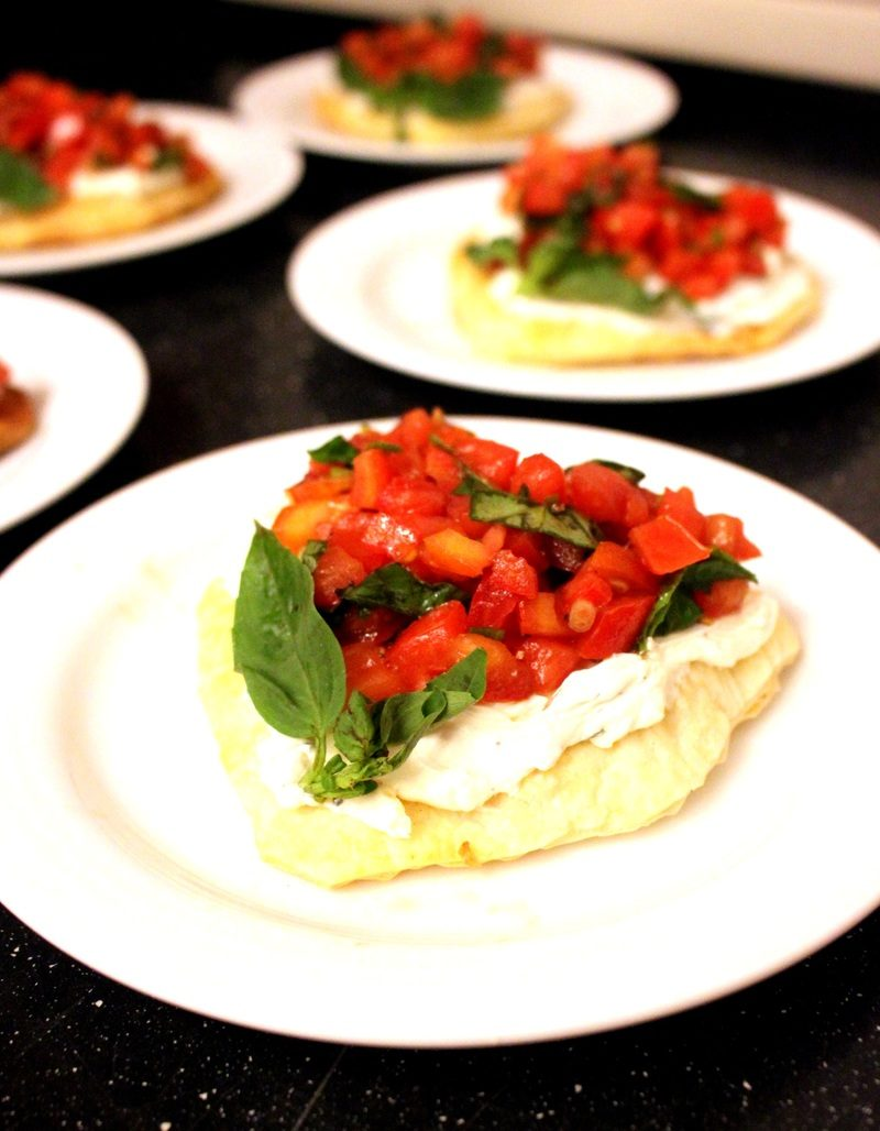 Rezept Tomaten Tartar Herz