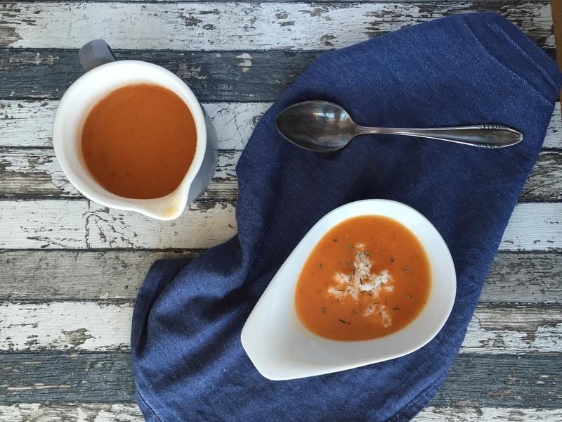 Rezept Tomatencremesuppe