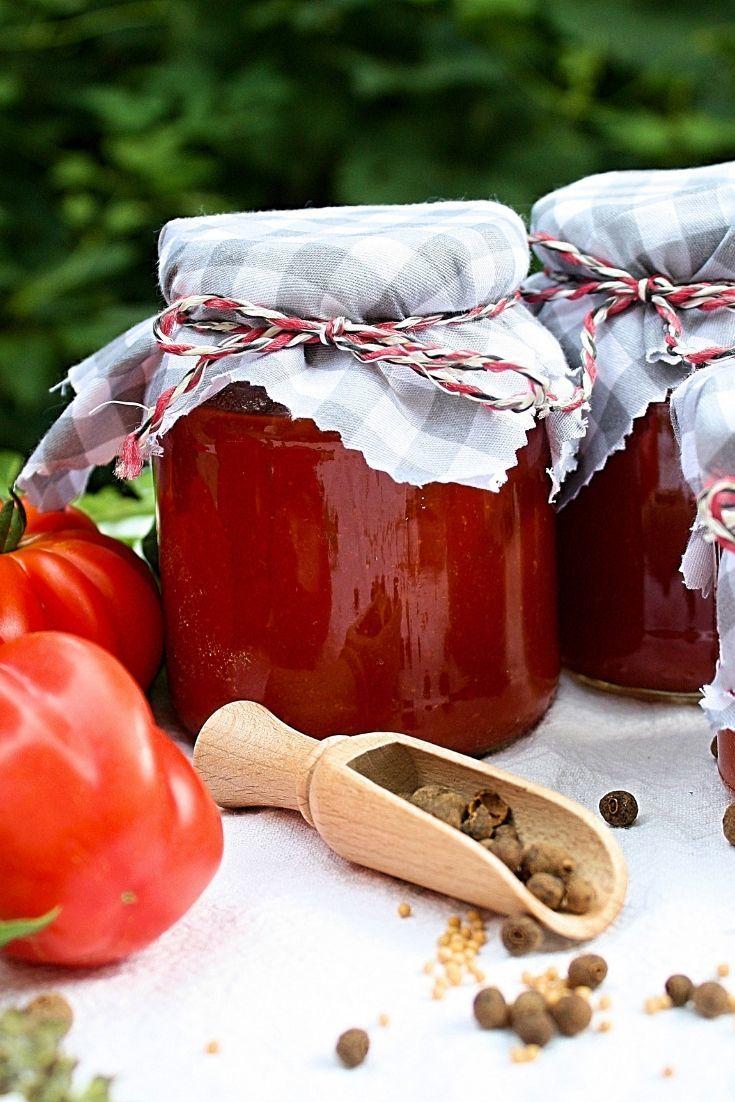 Rezept Tomatenketchup