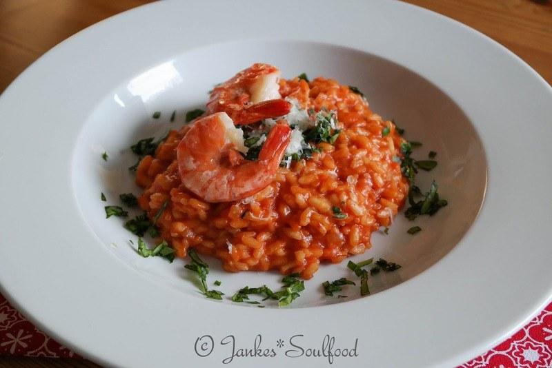 Rezept Tomatenrisotto