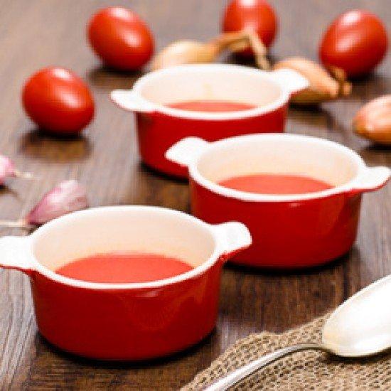 Rezept Tomatensuppe mit Basilikum