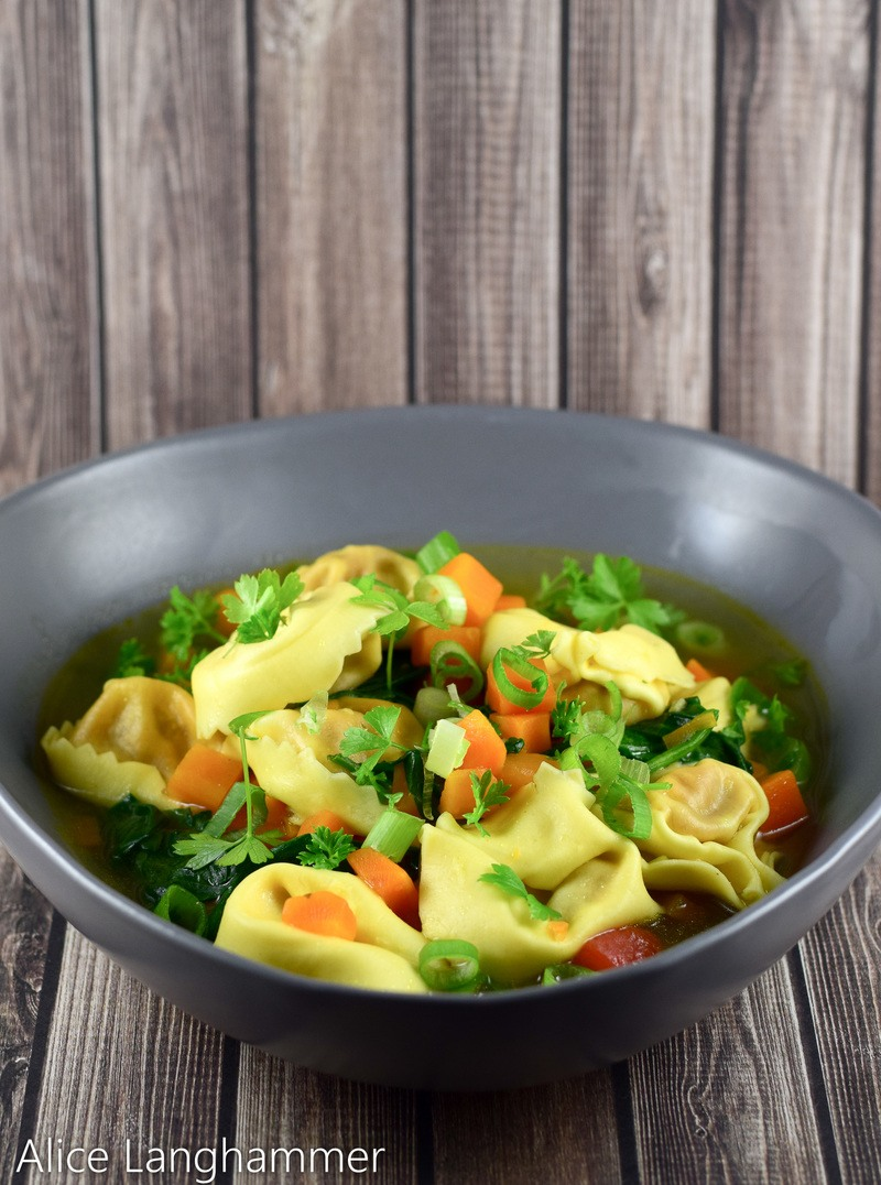 Rezept Tortellini-Eintopf