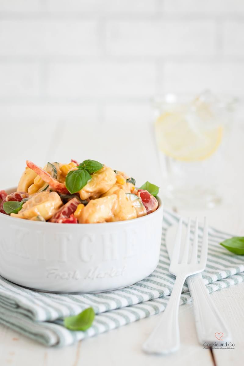 Rezept Tortellini-Salat