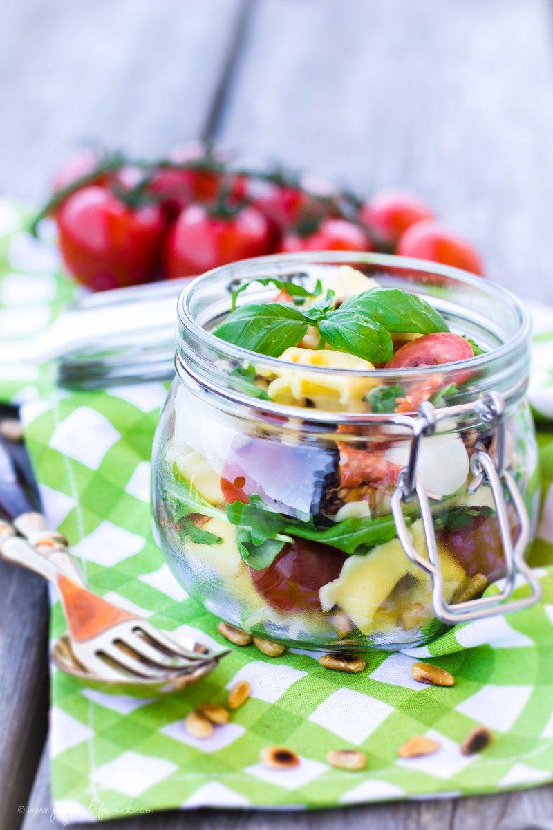 Rezept Tortellinisalat all'italiana
