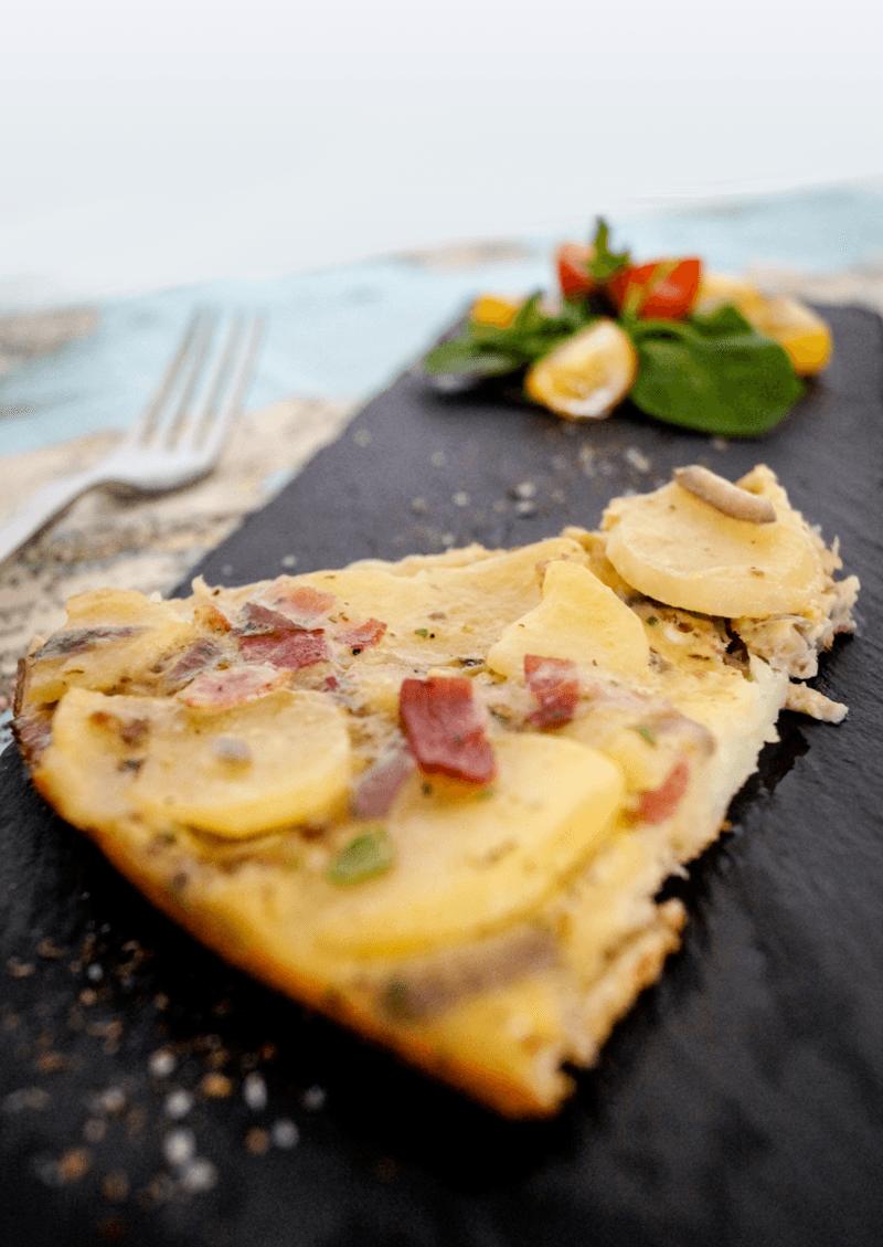Rezept Tortilla Española