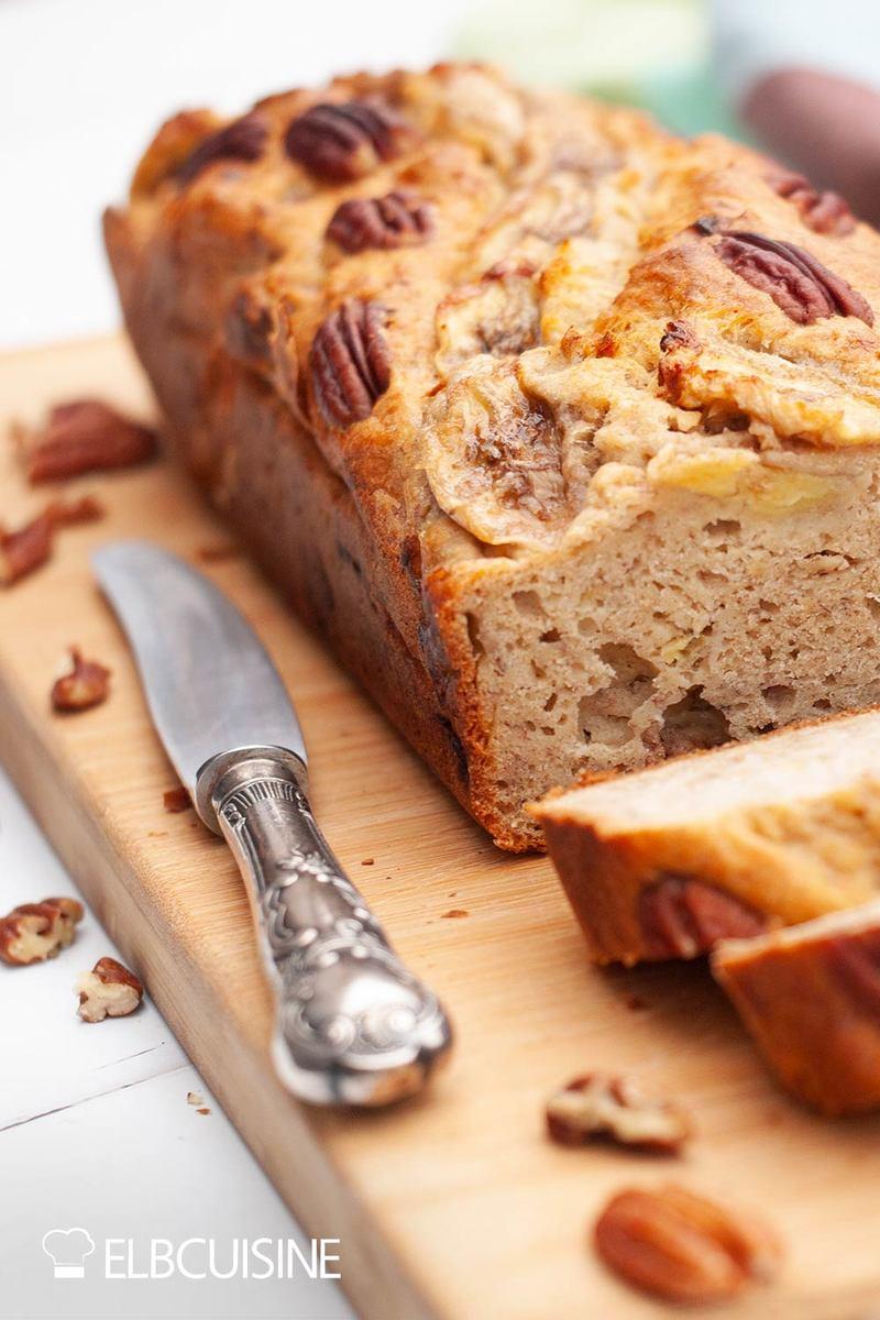 Rezept Trendiges Bananenbrot nach Jamie Oliver