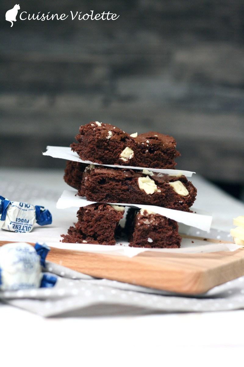Rezept Triple-Chocolate-Brownies