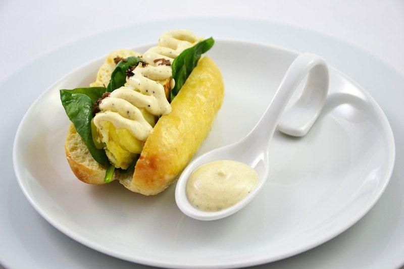 Rezept Trüffel Hotdog