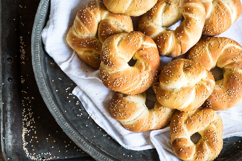 Rezept Türkische Bagels