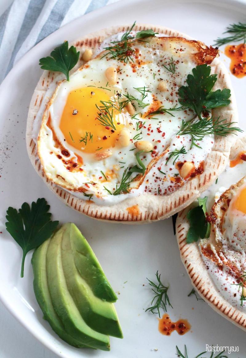 Rezept Türkische Eier