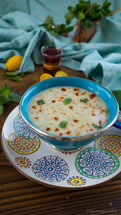 Rezept Türkische Joghurtsuppe - Yayla Çorbası