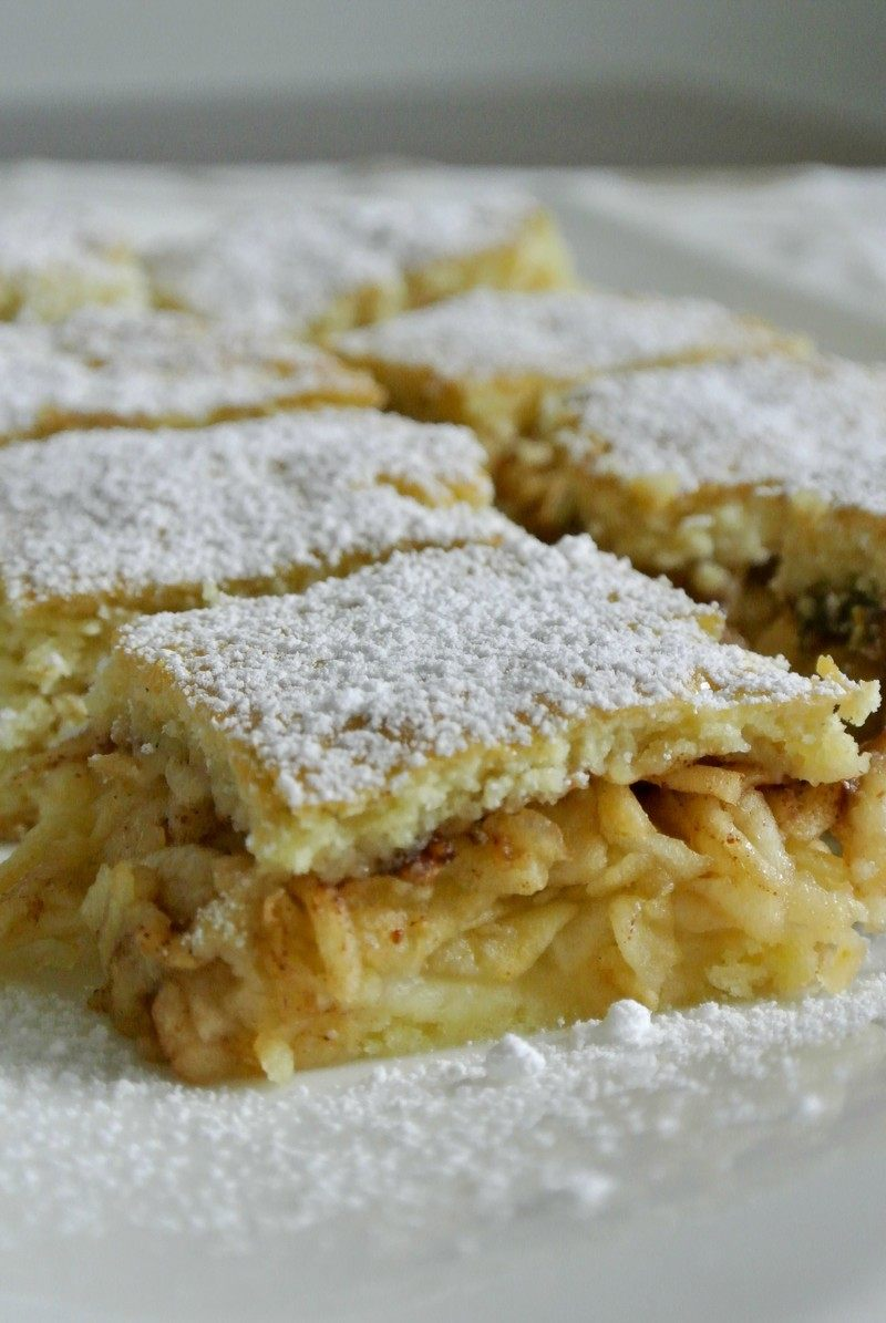 Rezept Ungarischer Apfelkuchen