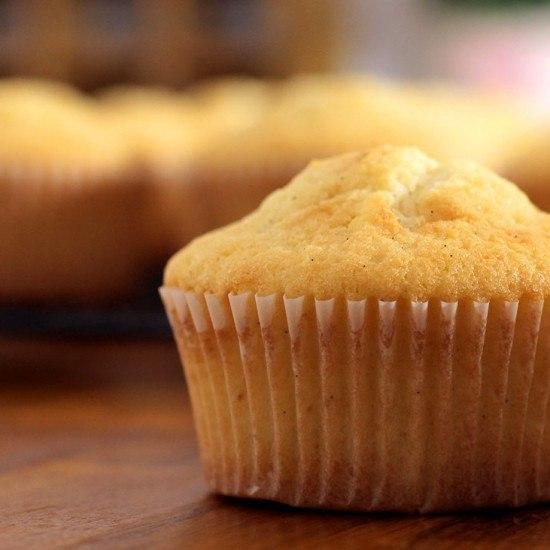 Rezept Vanille Cupcakes