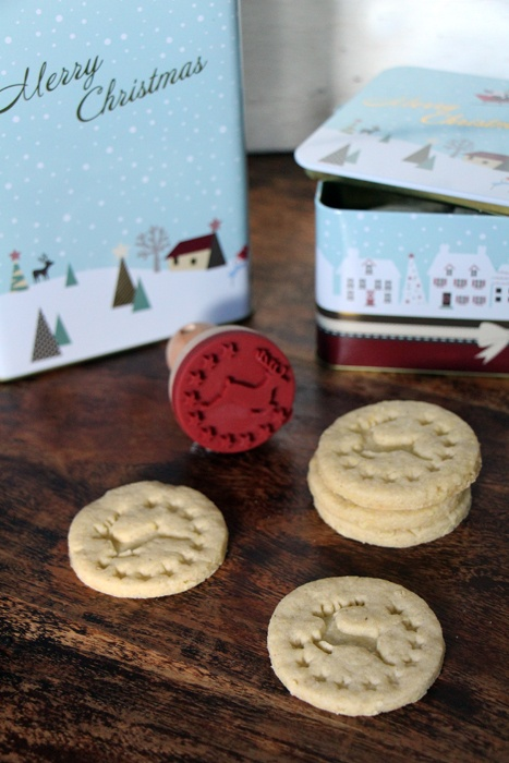 Rezept Vanille-Mandel-Kekse