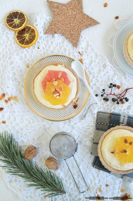Rezept Vanillekipferl Tartelettes