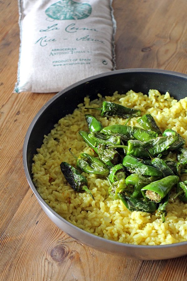 Rezept Vegane Paella