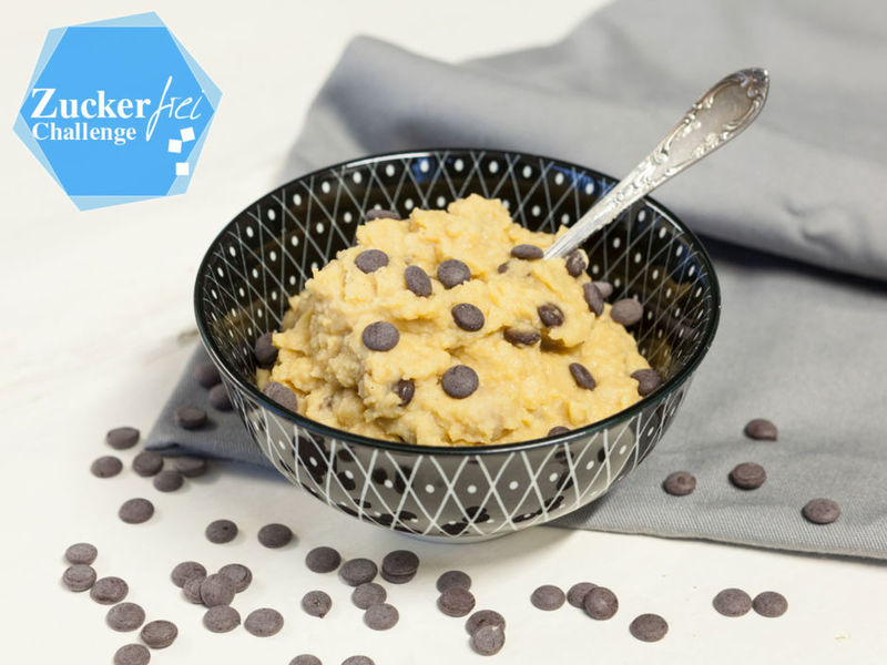 Rezept Veganer Cookie Dough