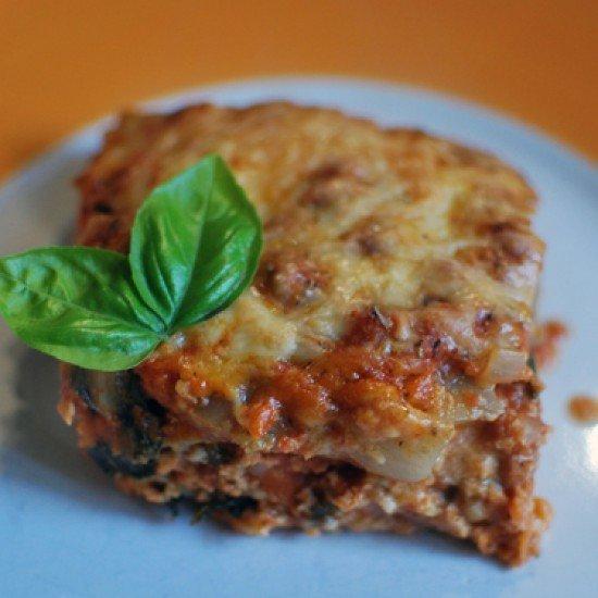Rezept Vegetarische Lasagne