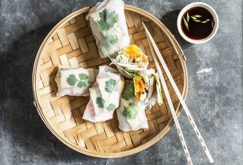 Rezept Vietnamesische Sommerrollen
