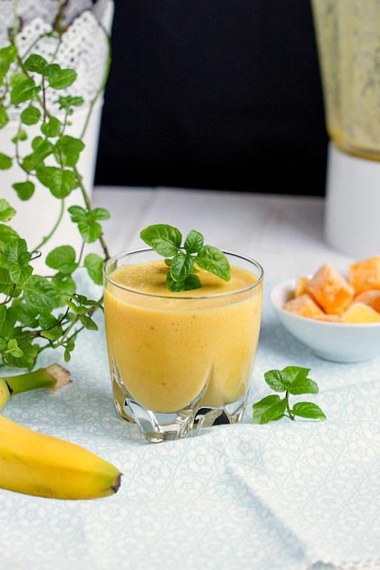 Rezept  Warum Kurkuma mein Lieblingsgewürz ist und das Rezept für einen tropischen Kurkuma Smoothie