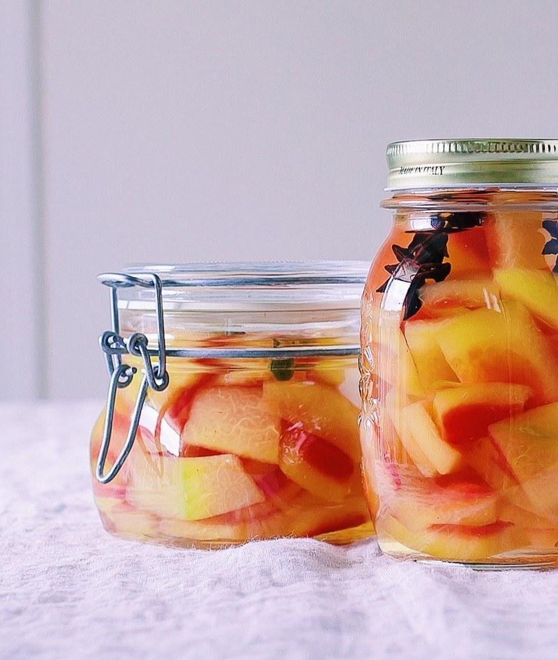 Rezept Wassermelonen Pickles