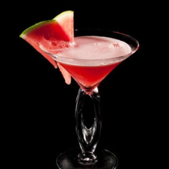 Rezept Watermelon Martini