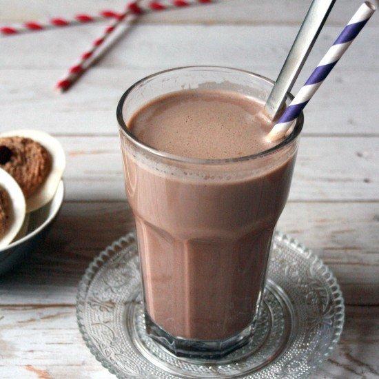 Rezept Weihnachtlicher Schoko-Kaffee