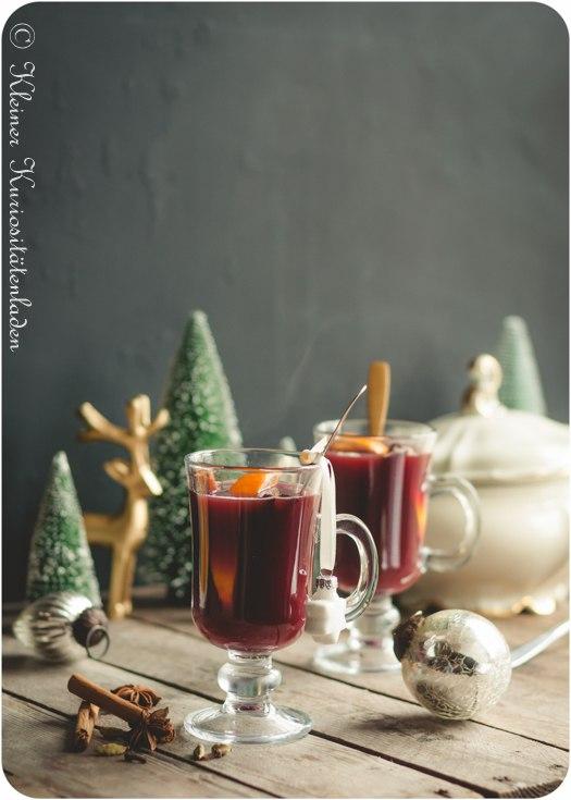 Rezept Weihnachtspunsch