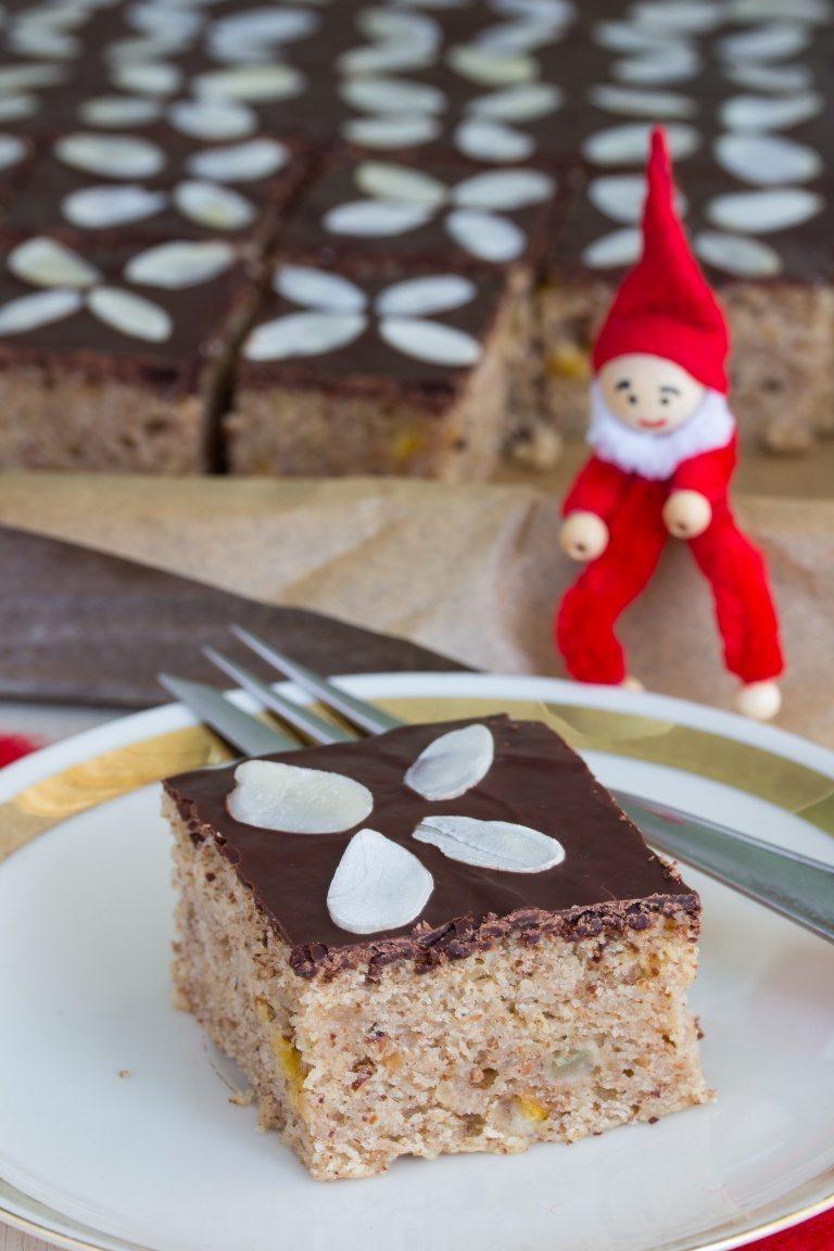 Rezept Weihnachtsschnitten vom Blech (vegan)