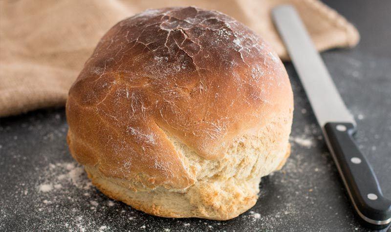 Rezept Weißbrot selber backen