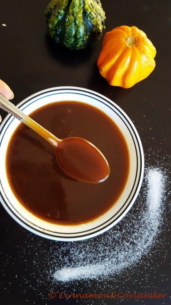 Rezept Weltbeste Salted Caramel Sauce