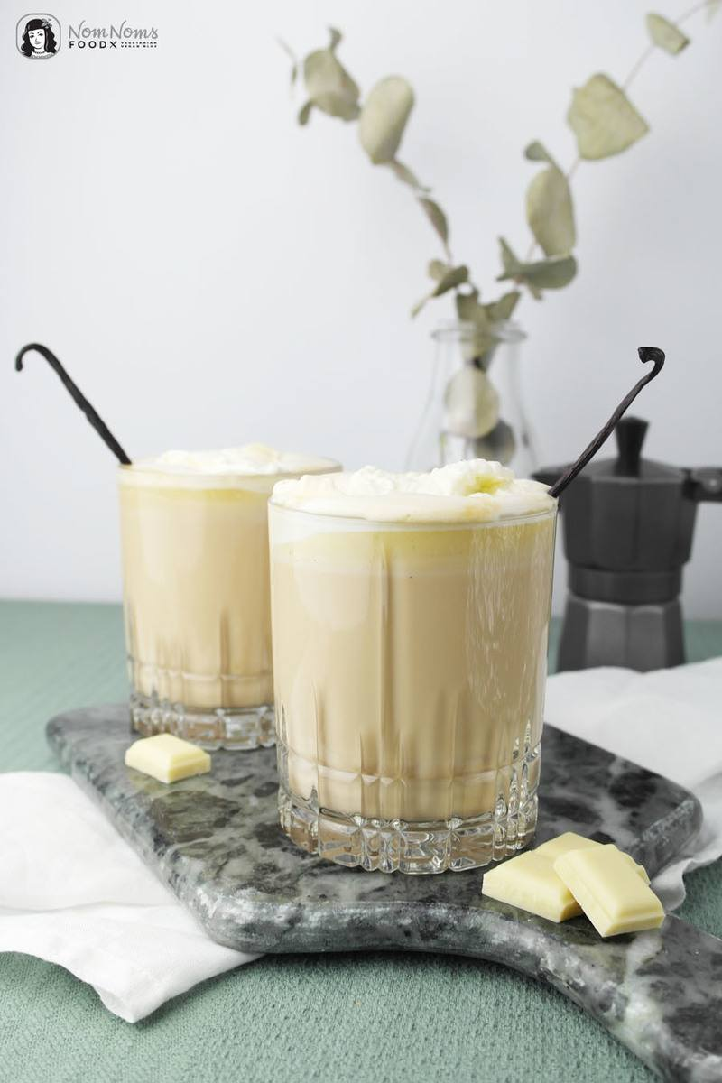 Rezept White Chocolate Mocha