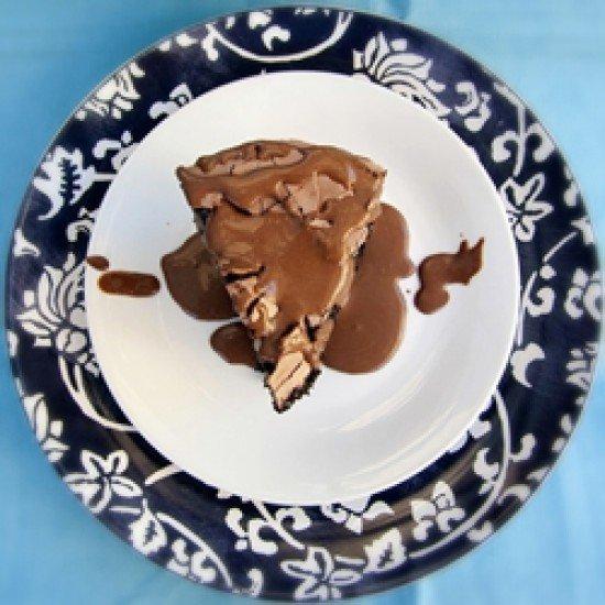 Rezept Willy Wonka Style Cake